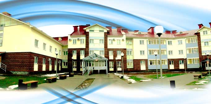 Изображение главного входа здания бюджетного учреждения ХМАО-Югры Белоярского комплексного центра социального обслуживания населения